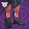 Icon depicting Fire-Forged Hunter Leg Ornament.