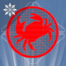 Icon depicting Crab Projection.