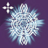 Icon depicting Snowflake Projection.