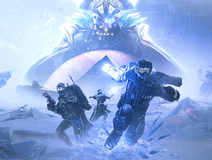 Icon depicting Destiny 2: Beyond Light.