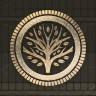 Icon depicting Iron Hero Sigil.