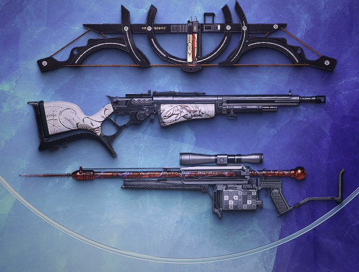 Icon depicting Weapon Ornaments.