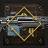 Icon depicting Repeatable Seraph Bounty: Machine Gun.