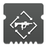 Icon depicting Submachine Gun Loader.