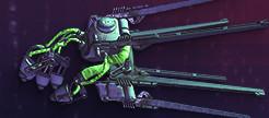 Icon depicting Splicer Gauntlet Upgrades.