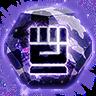 Icon depicting Chosen Strength.