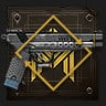 A thumbnail image depicting the Repeatable Seraph Bounty: Sidearm.