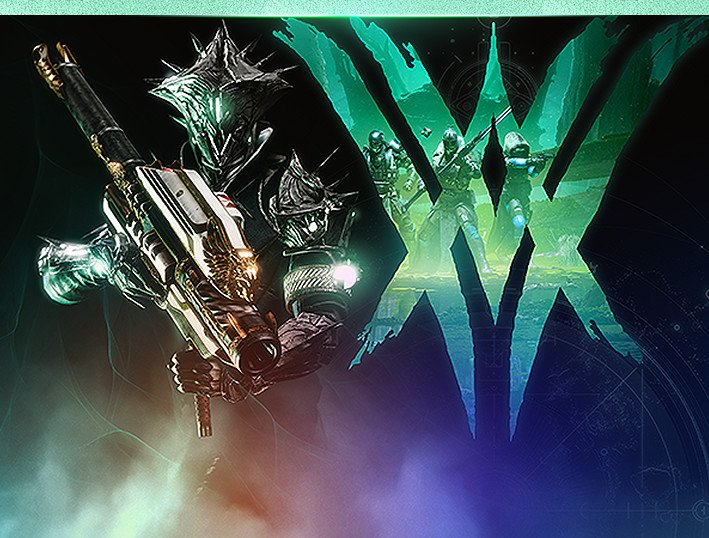 Icon depicting The Witch Queen Deluxe + Bungie 30th Anniv. Bundle.