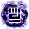 Icon depicting Strength-Focused Umbral Engram.