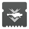 Icon depicting Rocket Launcher Ammo Finder.