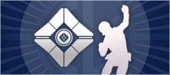 Icon depicting Ghost Shells and Emotes.