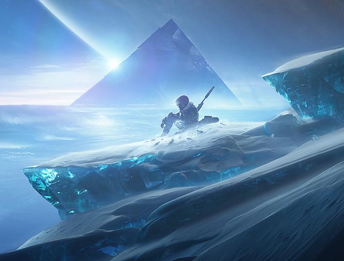 Icon depicting Destiny 2: Beyond Light.