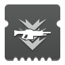 Icon depicting Auto Rifle Ammo Finder.