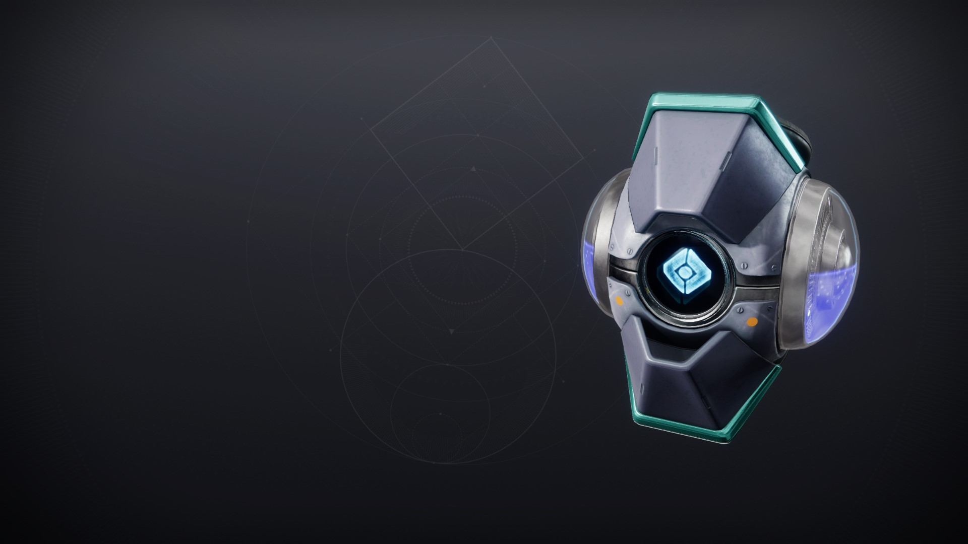 An in-game render of the Hard Light Shell.