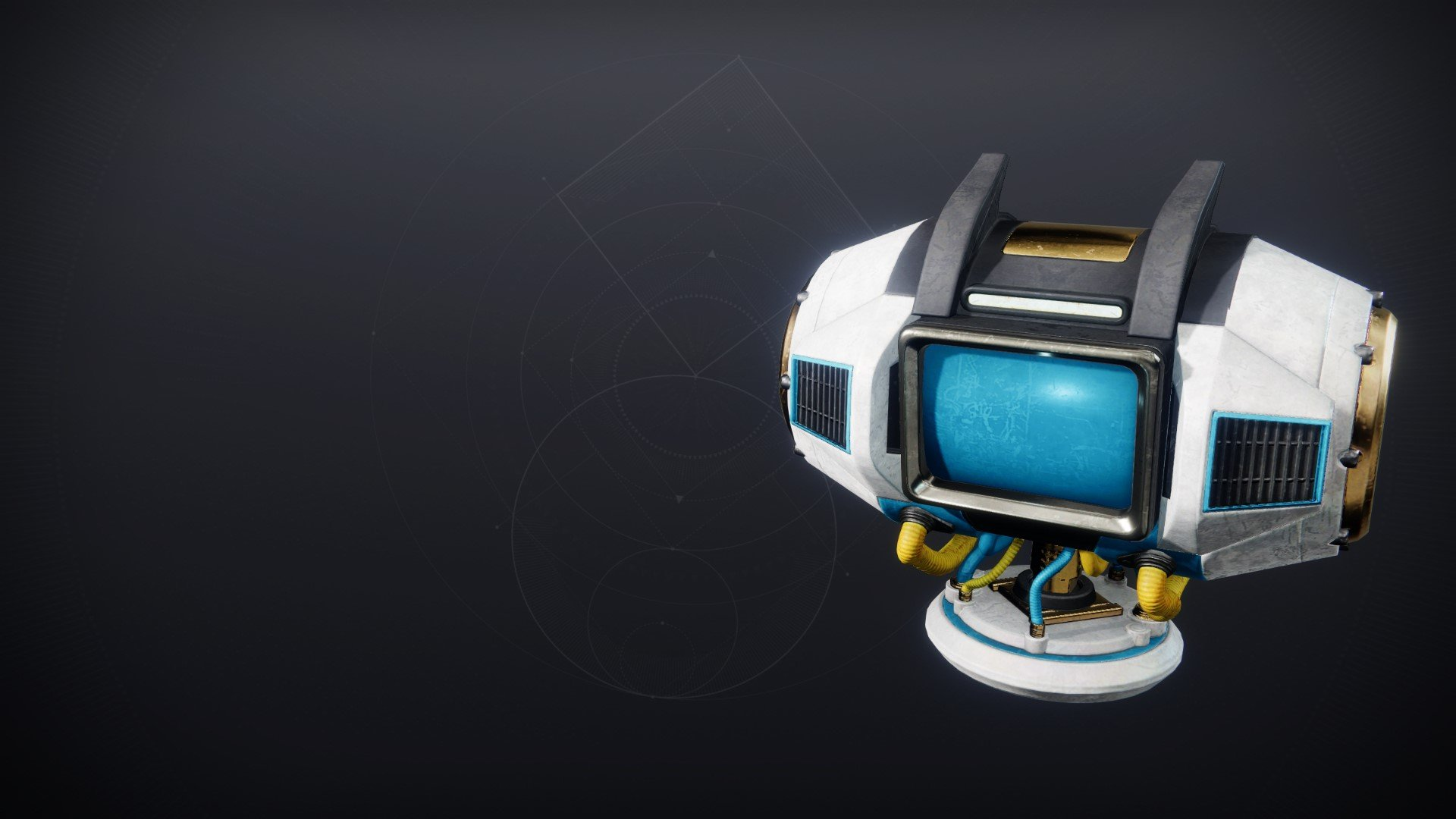 An in-game render of the Hoverdrift Shell.