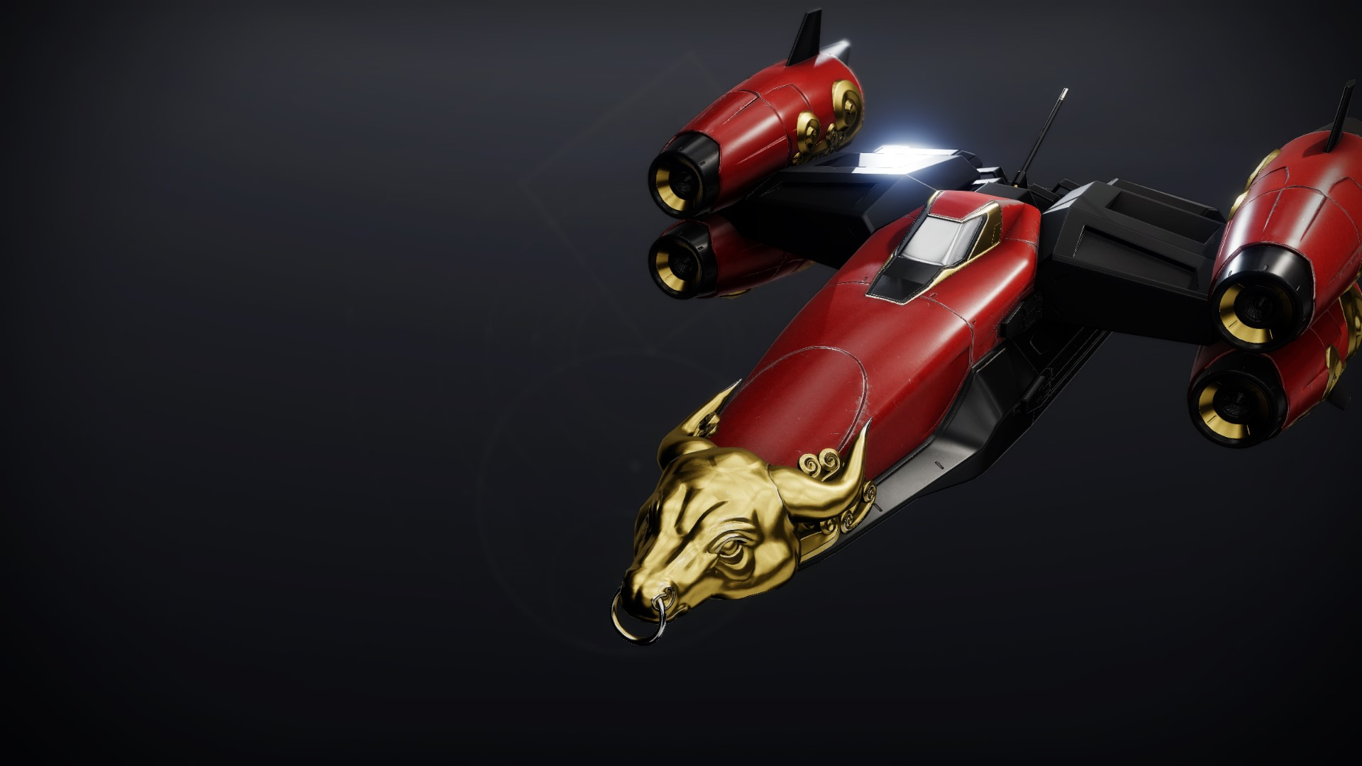 An in-game render of the Taurus Rocketeer.