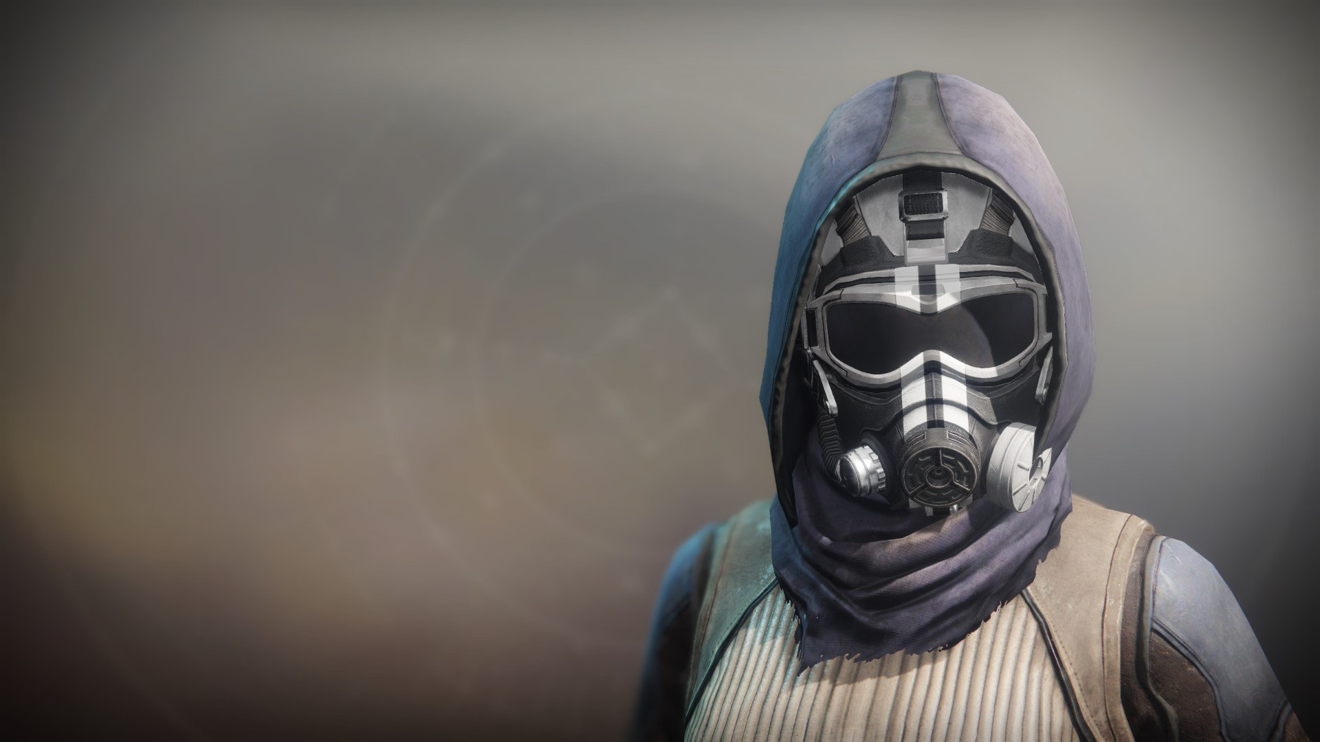 An in-game render of the Anti-Extinction Mask.