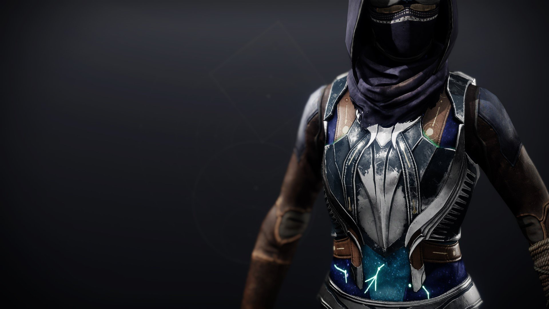An in-game render of the Celestial Cuirass.