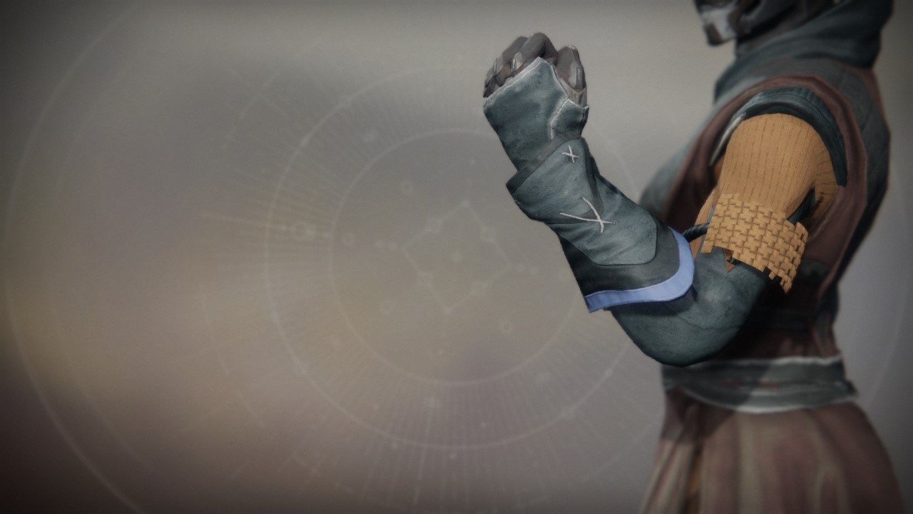 An in-game render of the Bond of the Raven Shard.