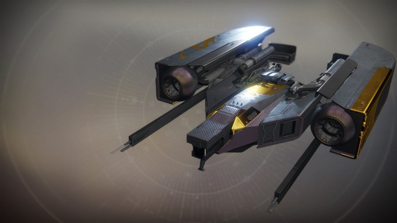An in-game render of the Tidal Dawn.