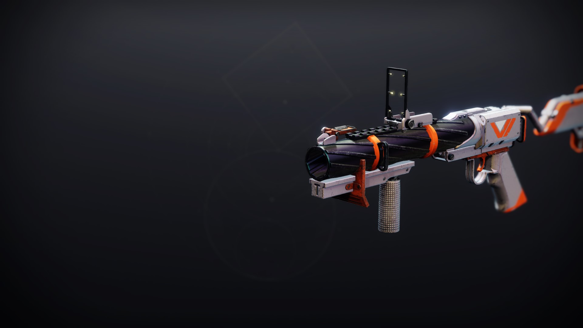 An in-game render of the Panacea.