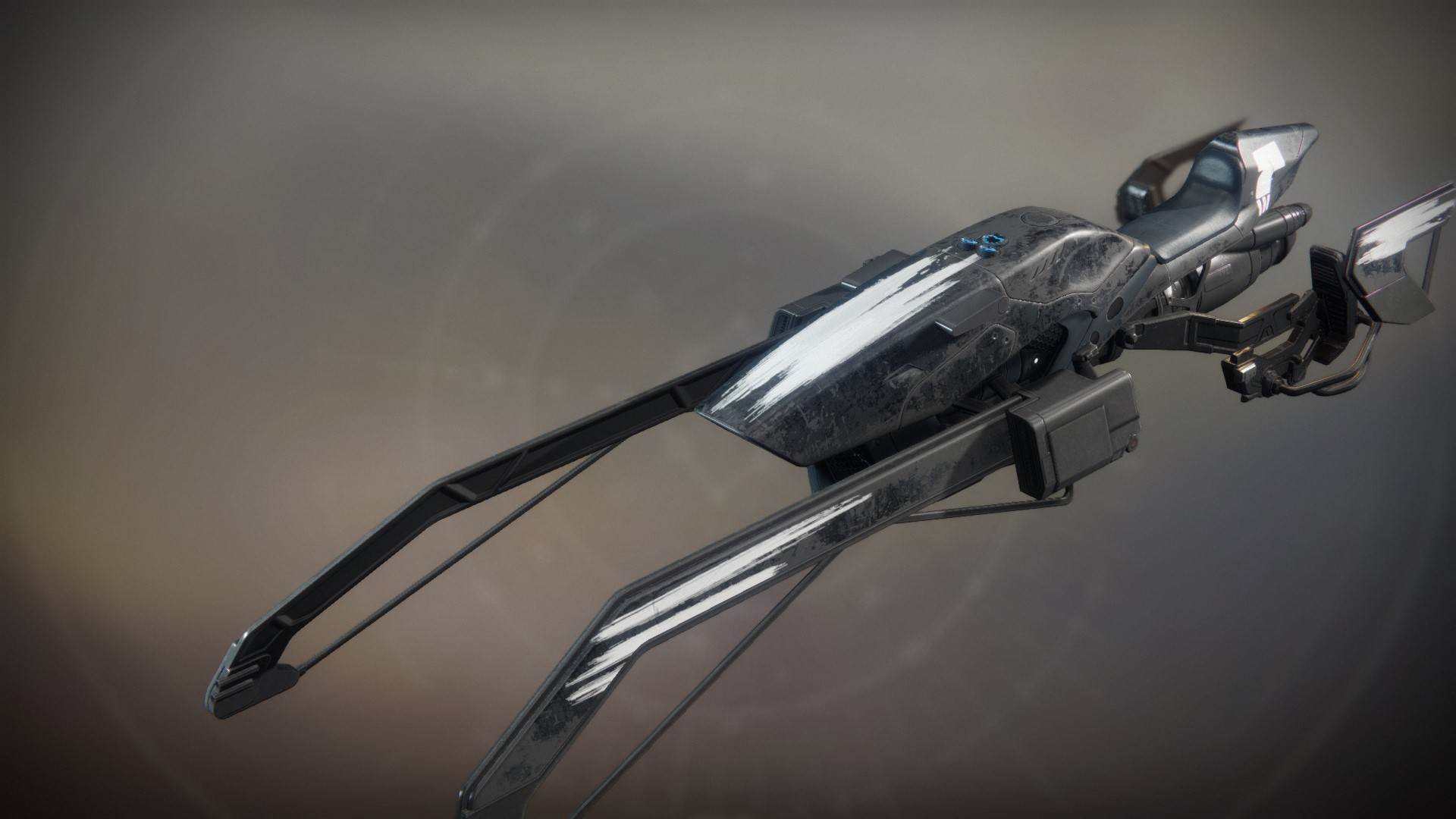 An in-game render of the Pale Horse.