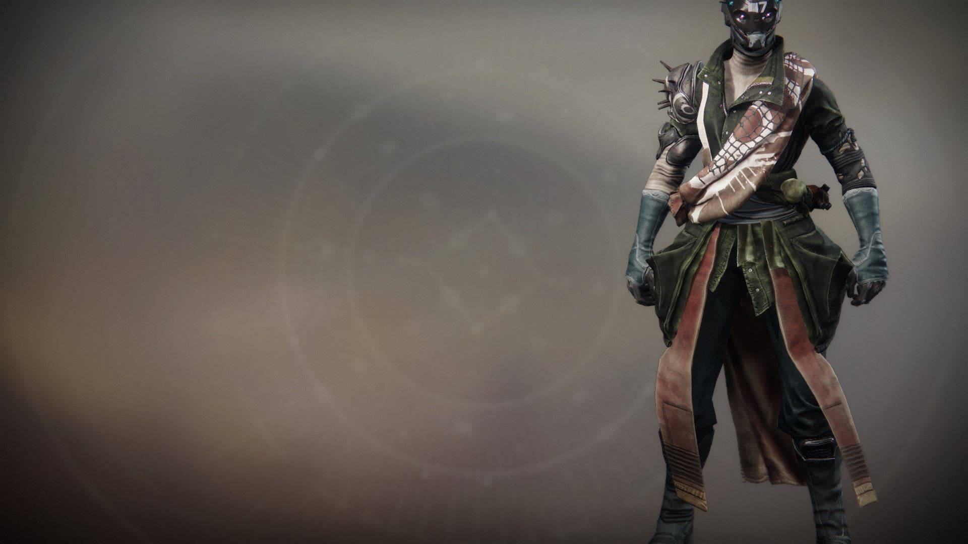 An in-game render of the Scatterhorn Robe.