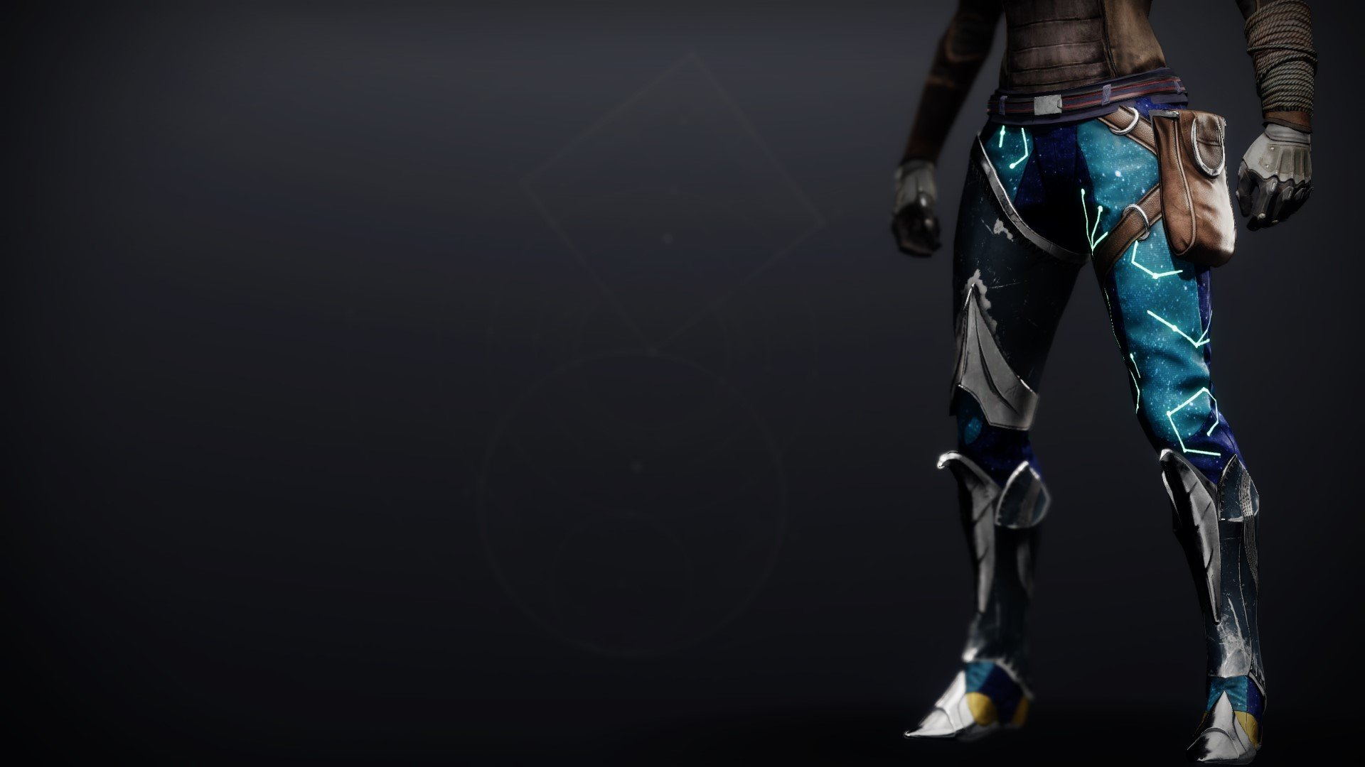 An in-game render of the Celestial Strides.