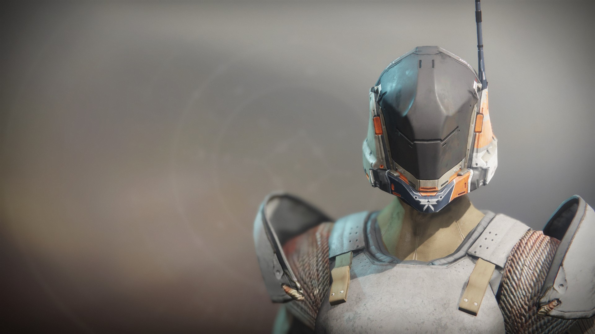 An in-game render of the Take Shelter Ornament.