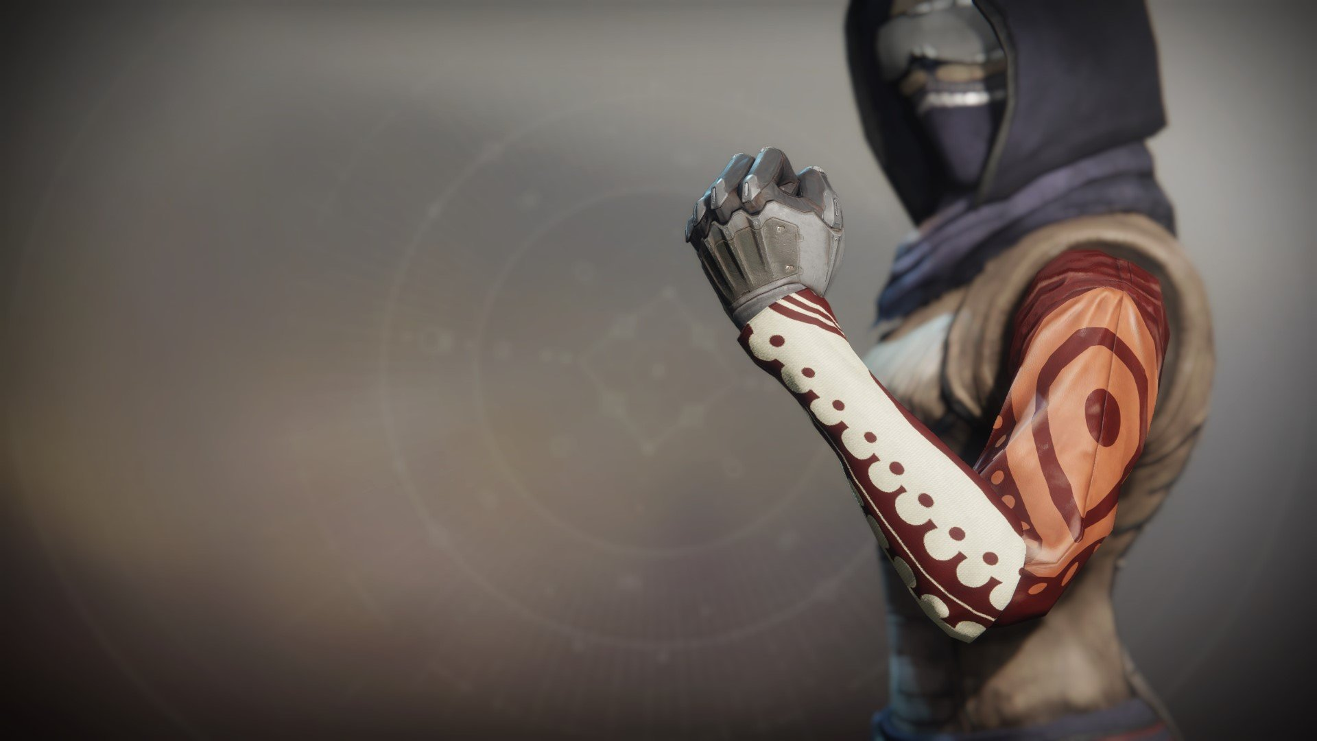 An in-game render of the Ancient Apocalypse Grips.