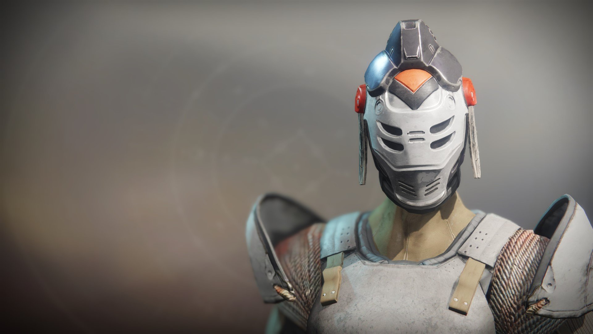An in-game render of the Insight Unyielding Helm.