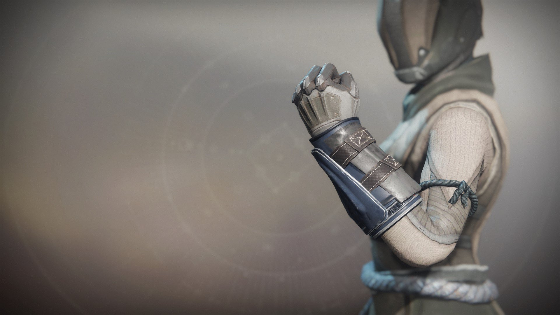 An in-game render of the Xenos Shore Ornament.