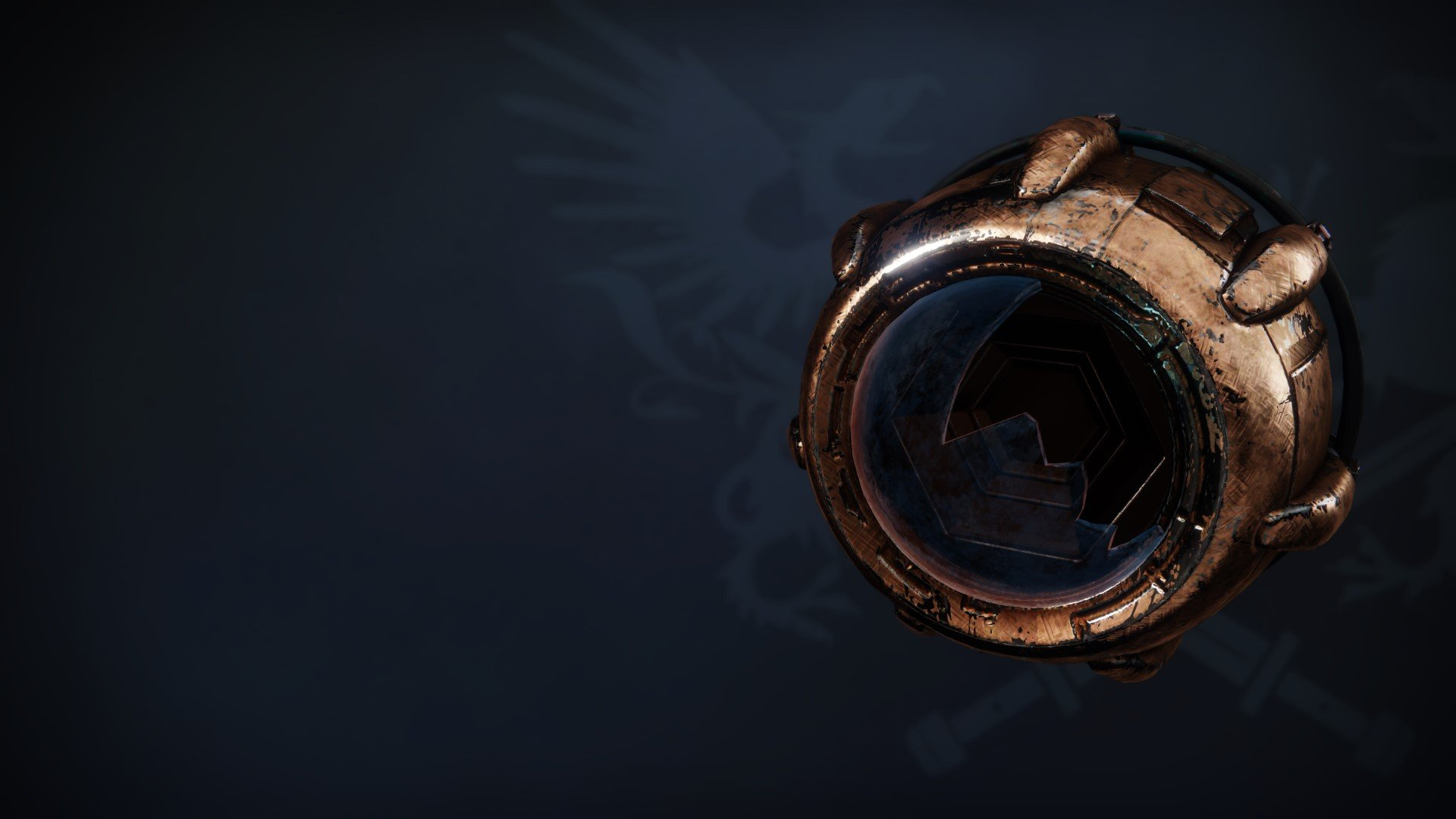An in-game render of the The Gate Lord's Eye.