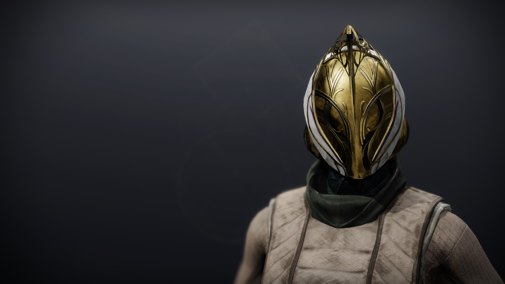 An in-game render of the Celestine Hood (Majestic).