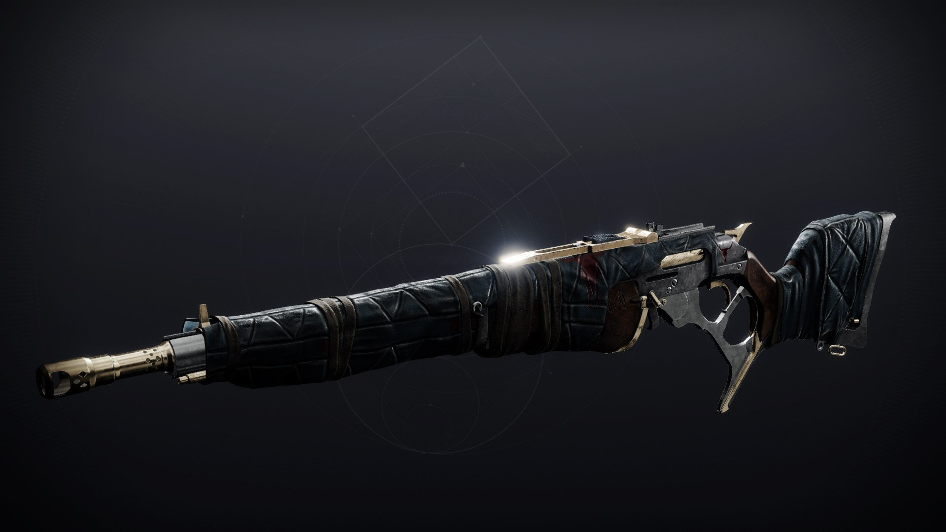 An in-game render of the Burial Wrap.