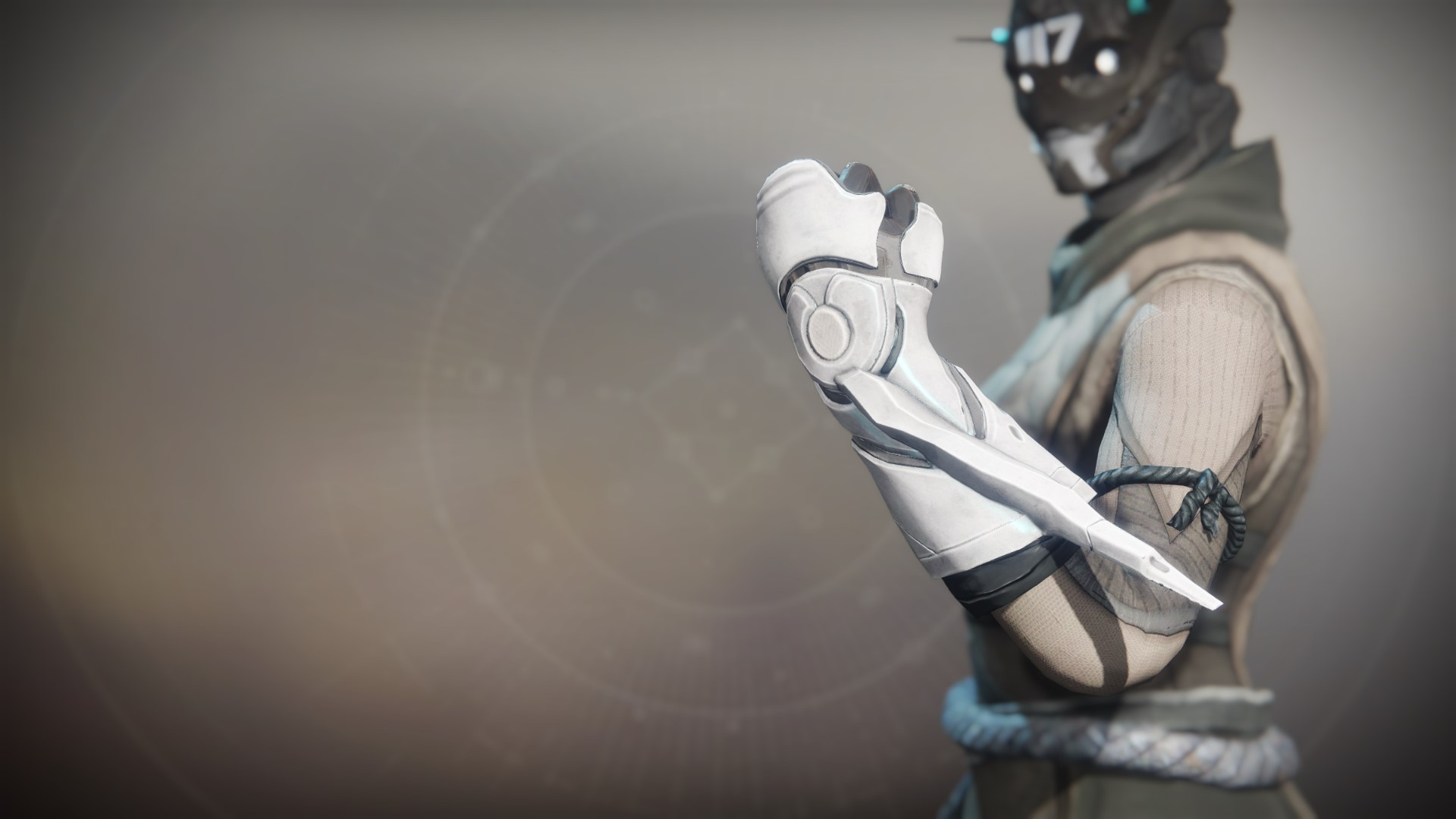 An in-game render of the Channeling Wraps (CODA).