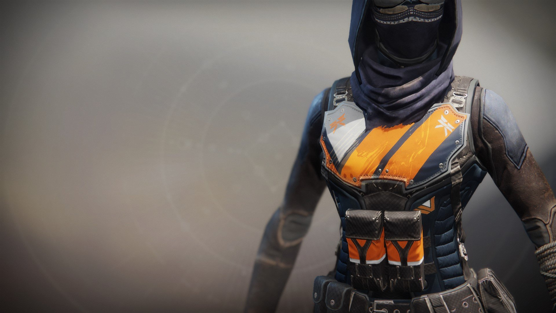 An in-game render of the On the Offense Ornament.