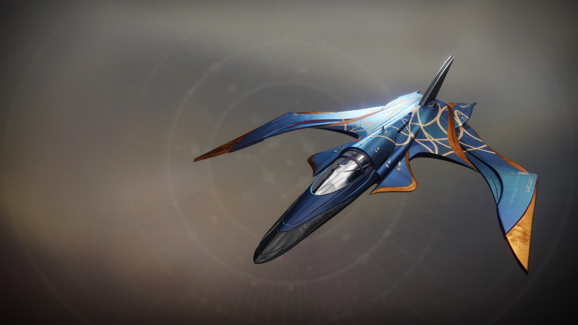An in-game render of the Sleepless Flight.