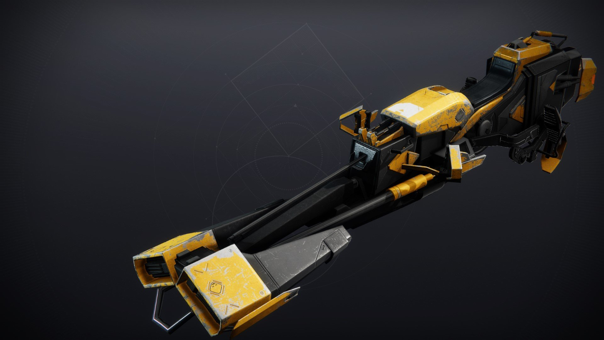 An in-game render of the Atlas Runner.