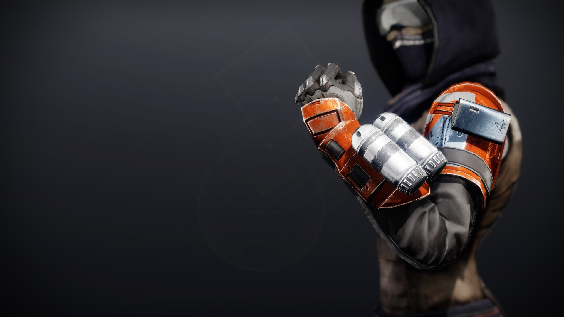 An in-game render of the Phobos Warden Grasps.