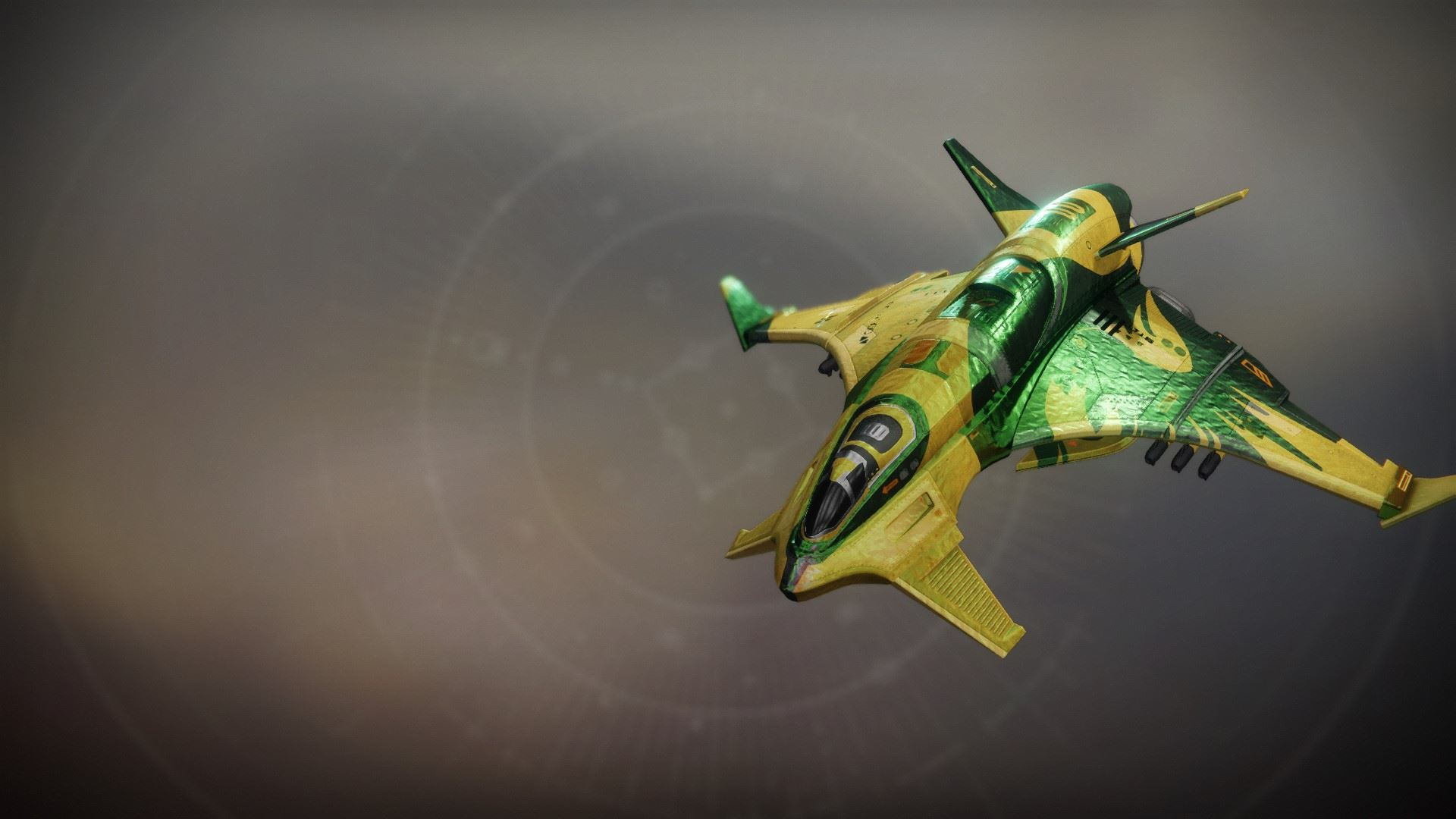 An in-game render of the Bird of Peace.