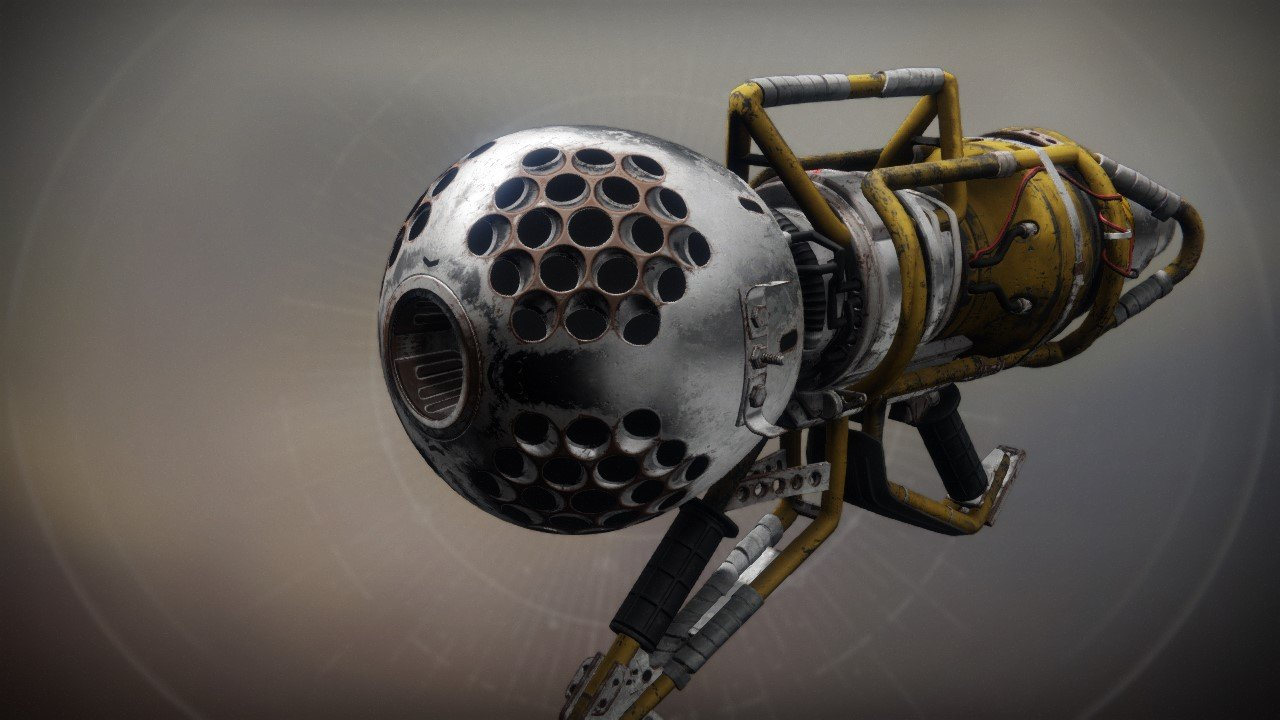 An in-game render of the The Wardcliff Coil.