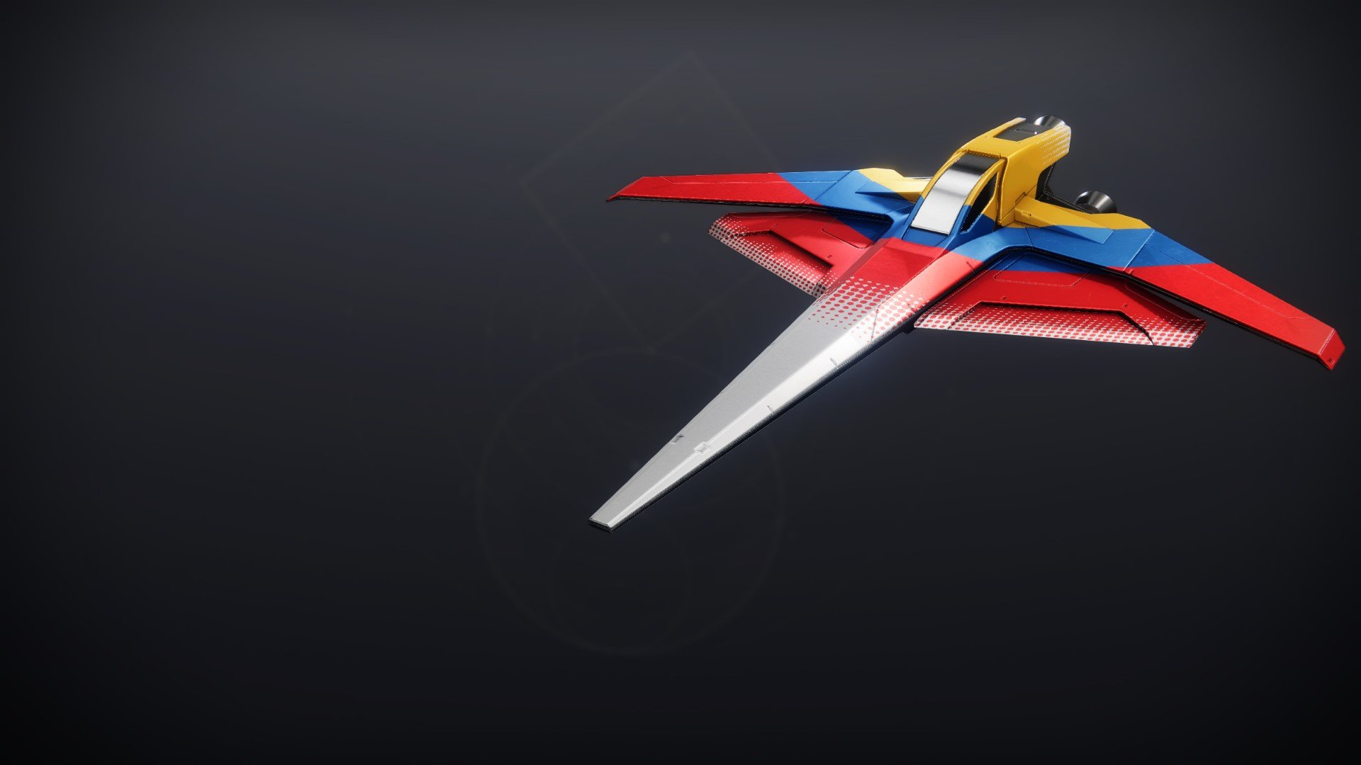 An in-game render of the The Frontrunner.