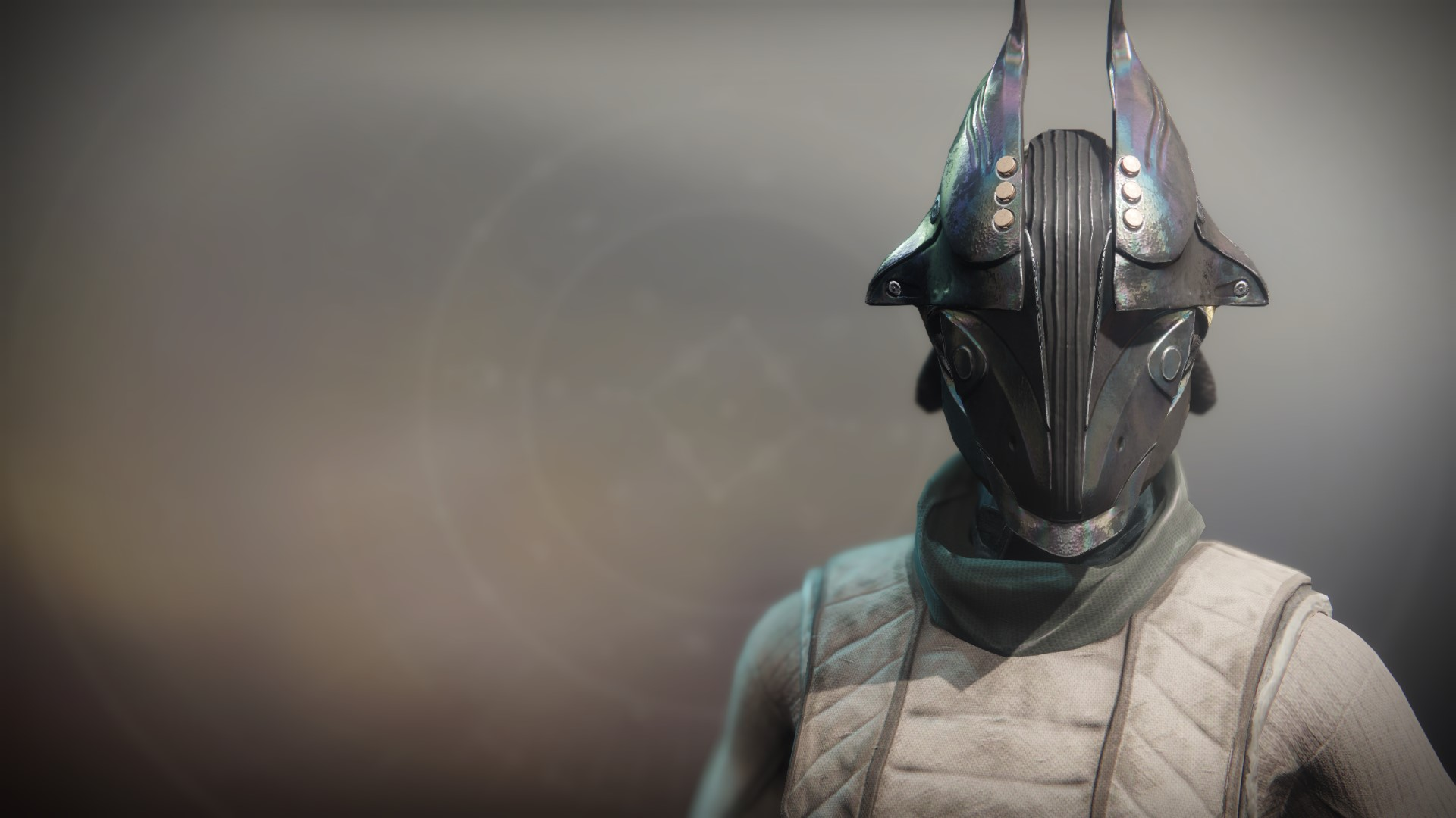 An in-game render of the Mask of Sekris.