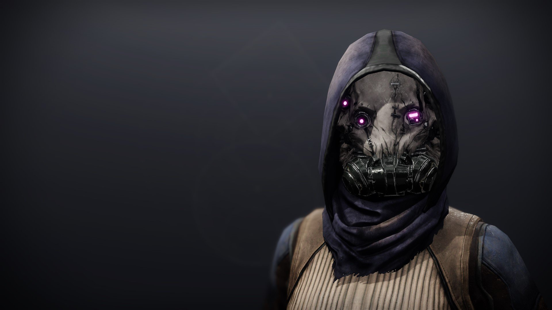 An in-game render of the Mask of Bakris.