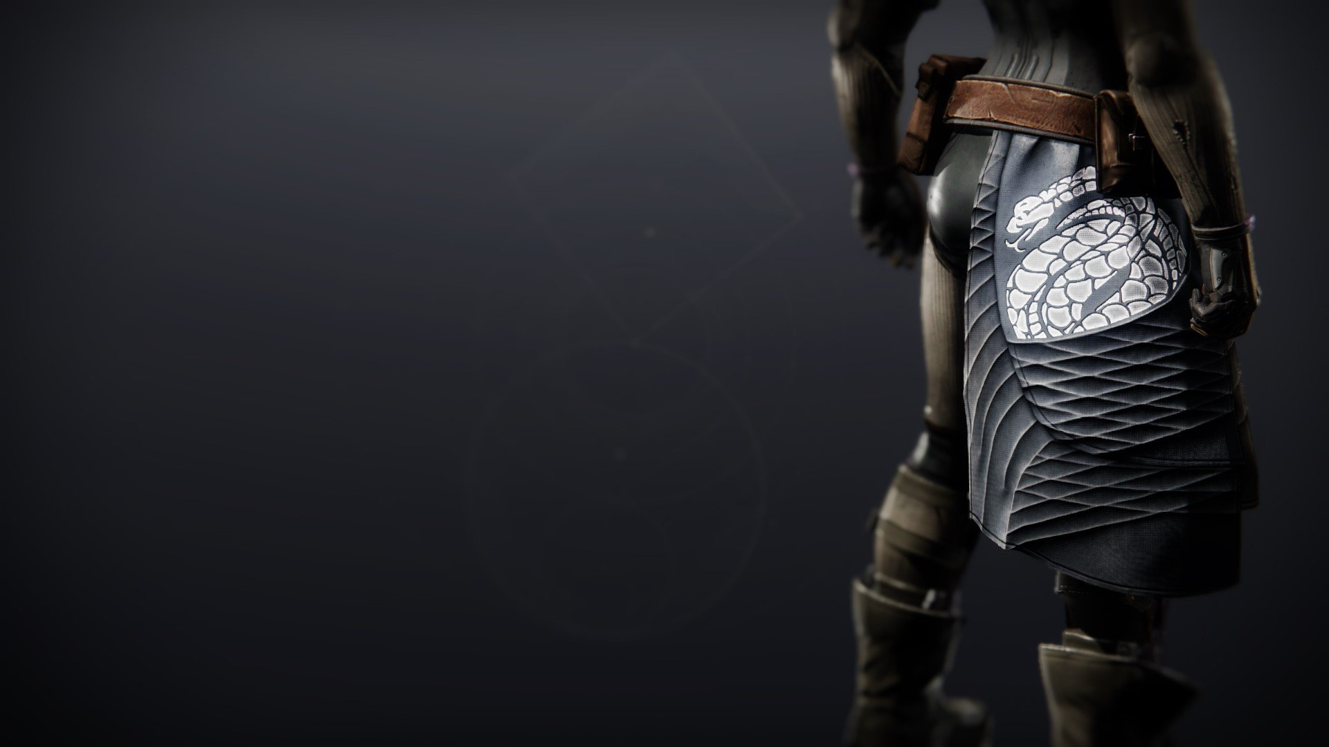 An in-game render of the Illicit Collector Mark.
