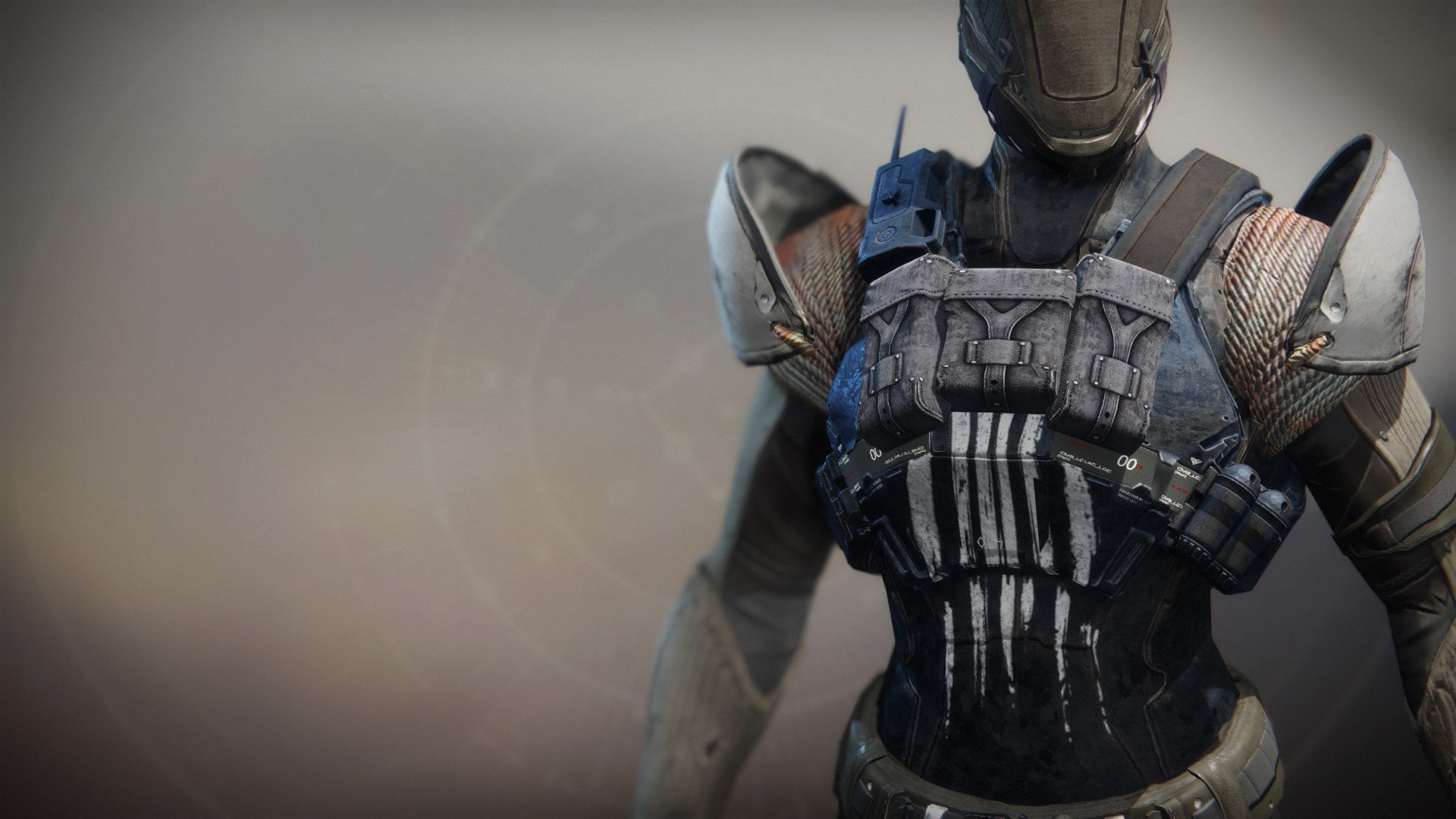 An in-game render of the Extinction Orbit Ornament.
