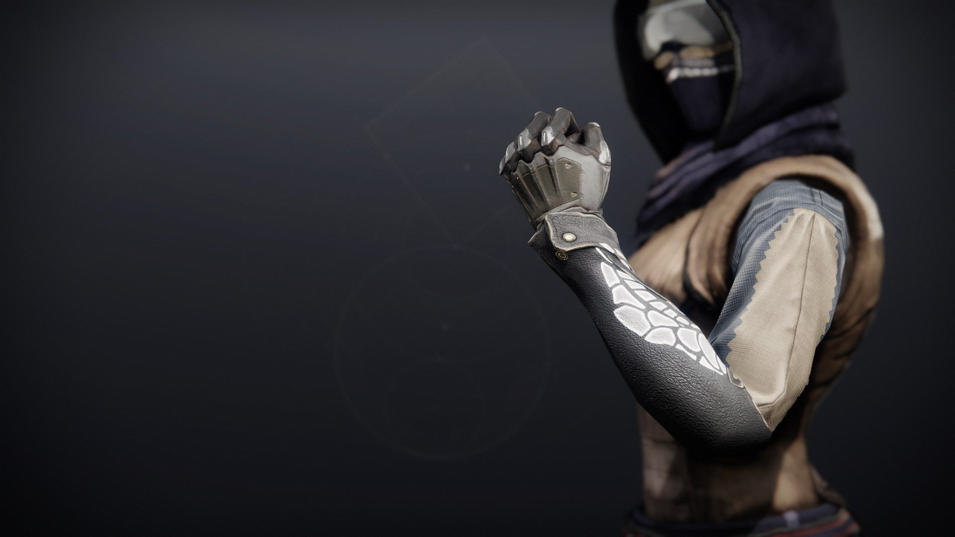 An in-game render of the Illicit Collector Grips.