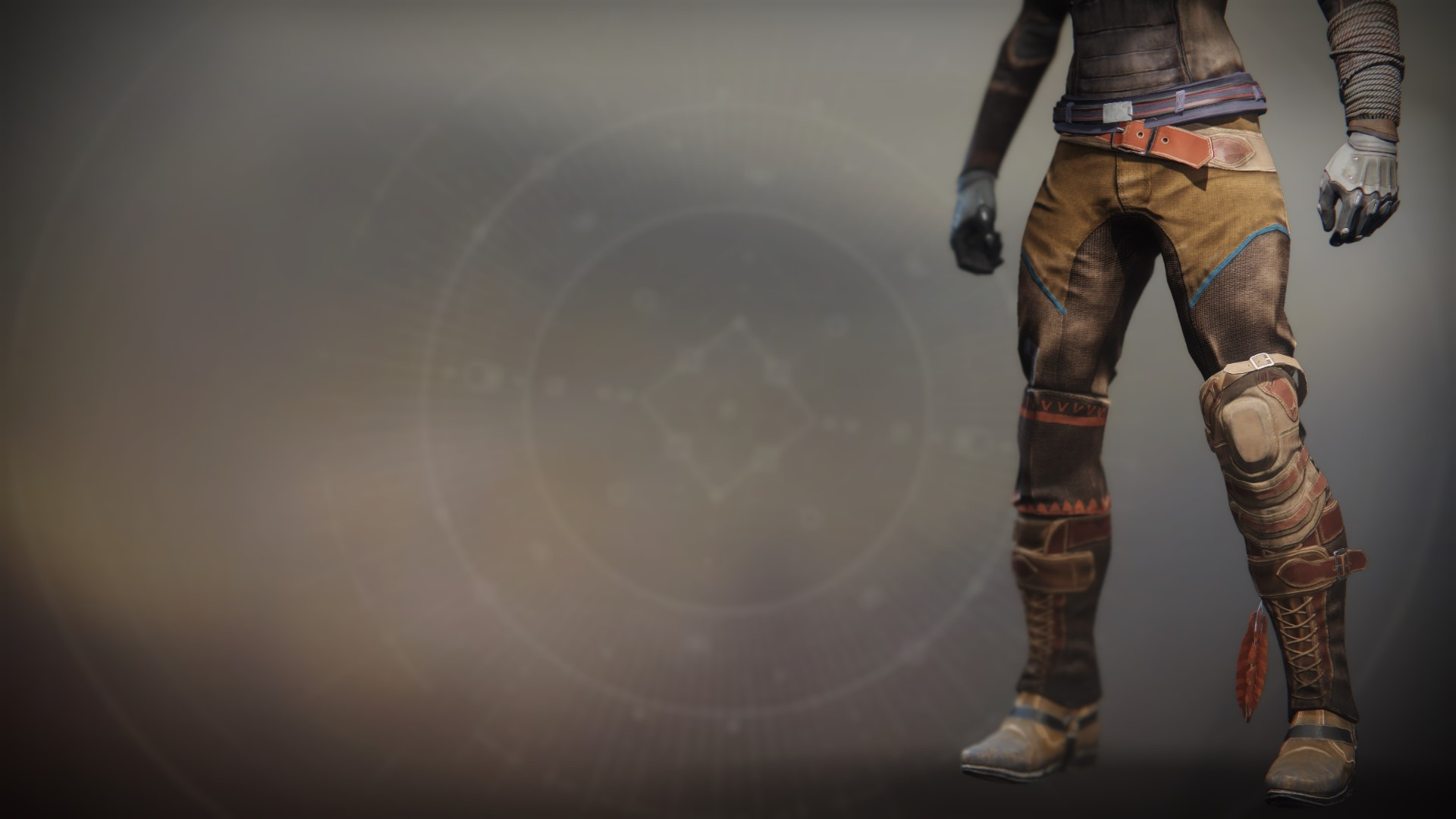 An in-game render of the Ancient Apocalypse Strides.