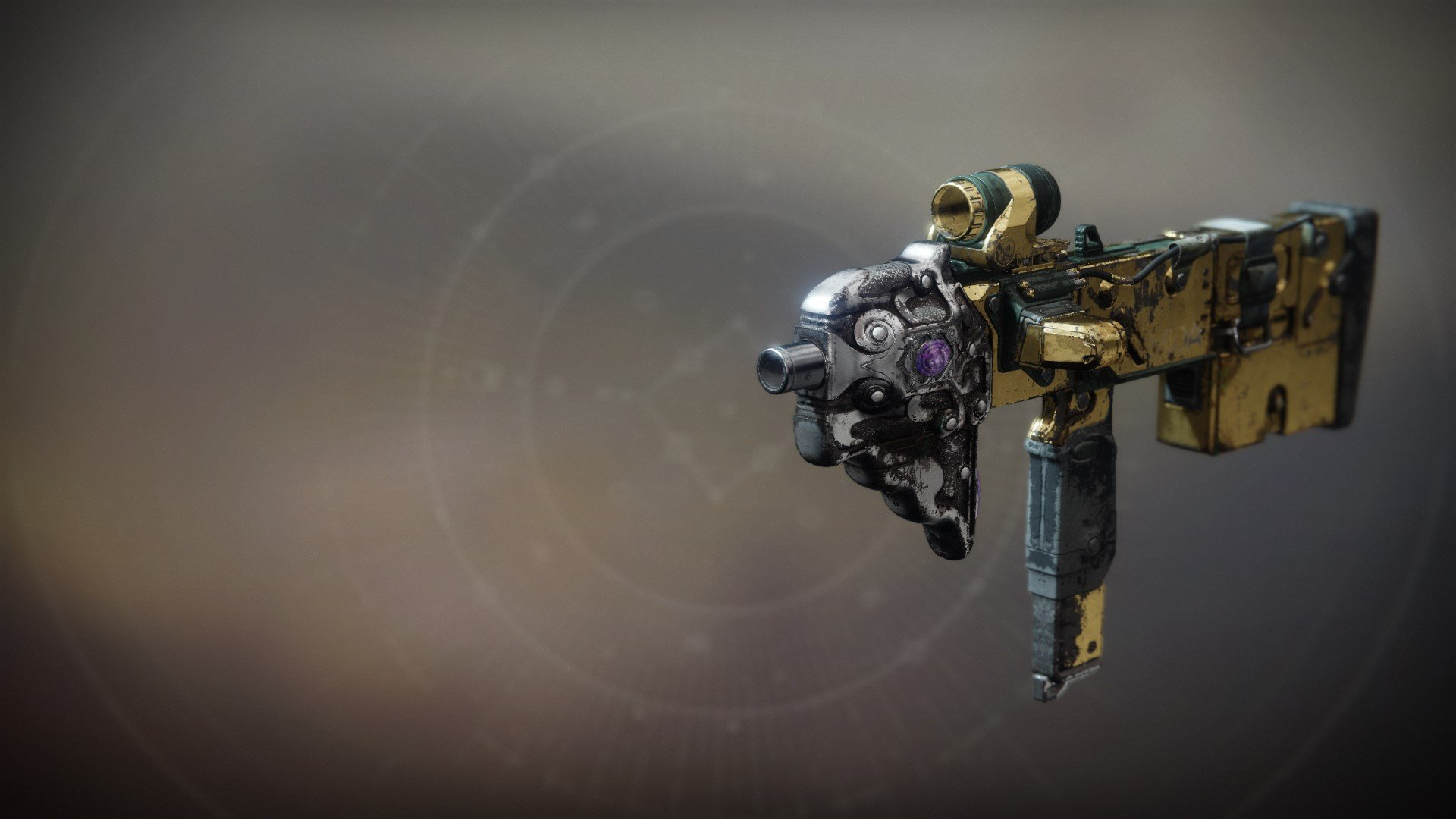 An in-game render of the CALUS Mini-Tool.